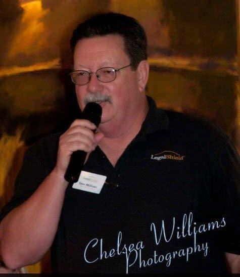 Stan Millican Houston Texas Independent Legal Shield Associate